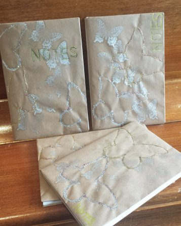 Butterfly Note books