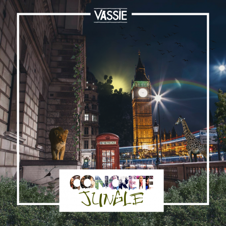Concrete Jungle Album - Digital copy only