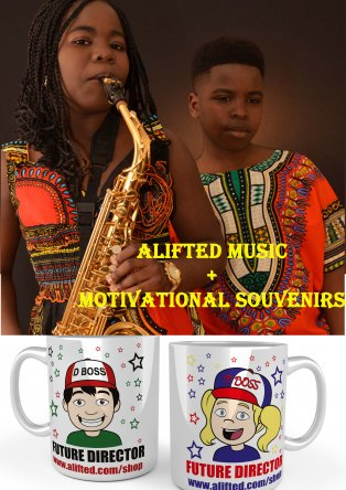 1 motivational mug + EP download [4 track]available to download  1st Of Jan 2017