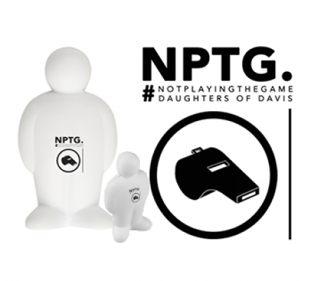 *NEW* NPTG Stress Relieving Squeezy Man