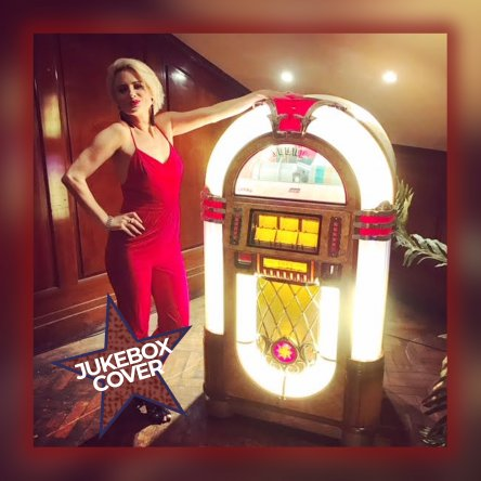 Personalised JiLL's JUKEBOX Cover.