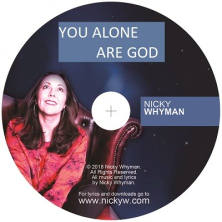 DOWNLOAD SINGLE -'You Alone are God' from the new EP