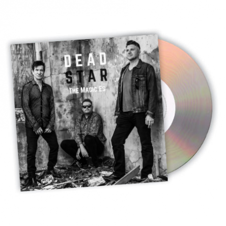 Dead Star Album CD (AVAILABLE NOW)