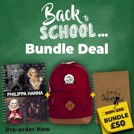 Back-to-school Bundle - (£8 saving!)