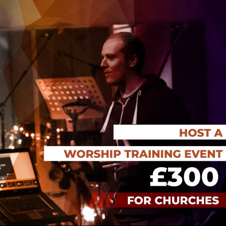 Host a Worship Training Event