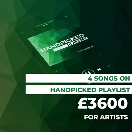Handpicked 4 - Songs