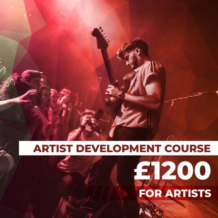 Artist Development Course