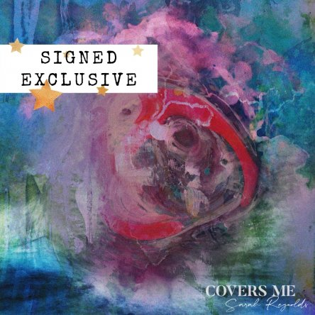 Covers Me Exclusive Signed CD (1 Available)