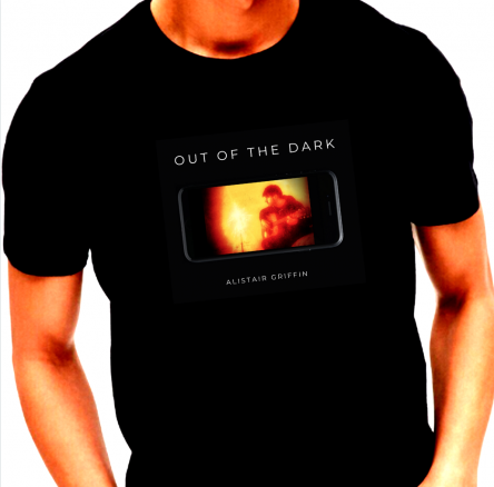 Out of The Dark T-Shirt (Black)
