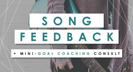 Song Feedback - Coaching - Consult
