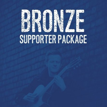 Bronze Supporter Package