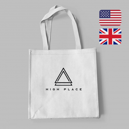 [PRE-ORDER] - UK/EU/USA - The High Place Tote Bag (incl. International Postage)