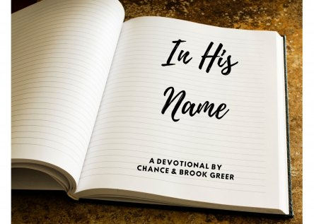 In His Name Devotional