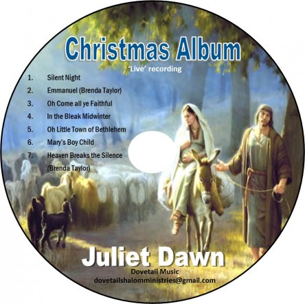 Christmas Album CD