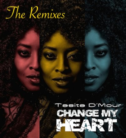 'CHANGE MY HEART - THE REMIXES'  Package mp3 download